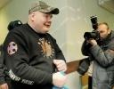 Фоторепортаж: «Вячеслава Дацика будут судить за поджог церкви»
