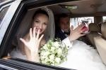 Свадьба Жени Феофилактовой и Антона Гусева (фото ТНТ): Фоторепортаж