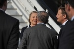 Фоторепортаж: «Хиллари Клинтон в Петербурге»