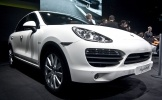 Фоторепортаж: «Porsche Cayenne»