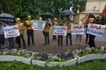 Фоторепортаж: «Митинг в защиту ВМА»