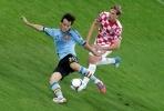 Испания - Хорватия на Евро 2012 (фото ИТАР-ТАСС): Фоторепортаж