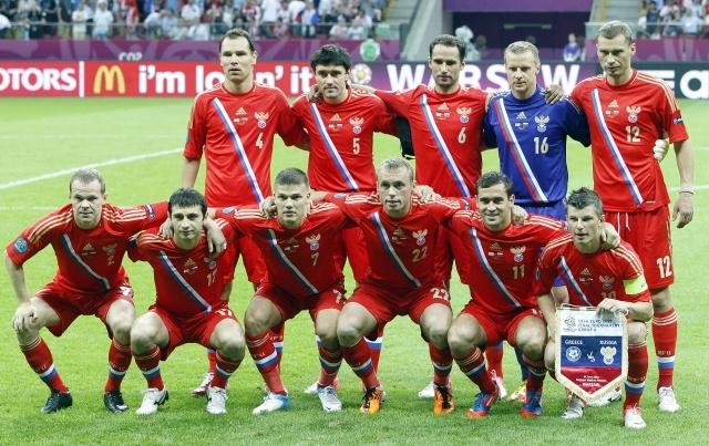 Россия - Греция, 16 июня 2012: Фото