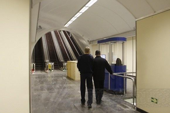 Станция «Спасская»: Фото