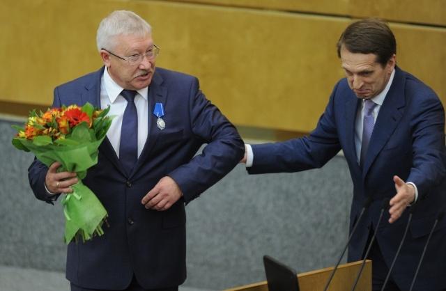 Заседание Госдумы РФ 5 июня 2012 года: Фото