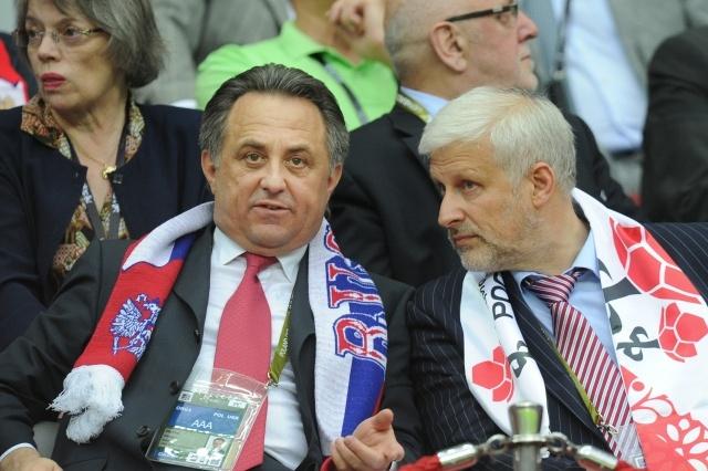 Мутко и Фурсенко