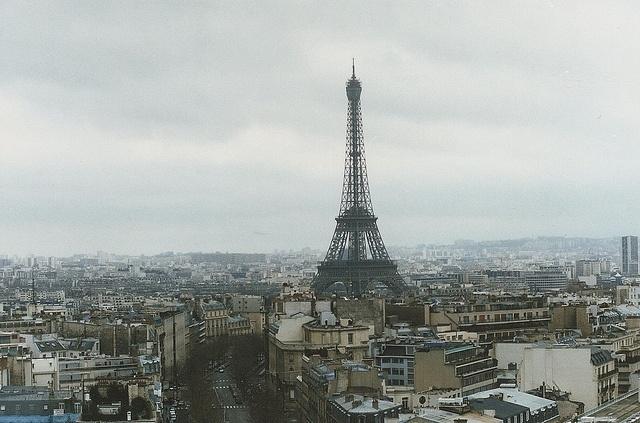 Эйфелева башня: Фото