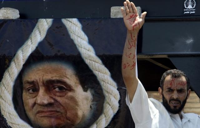 Хосни Мубарак: Фото