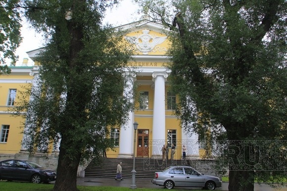 Мариинская больница: Фото