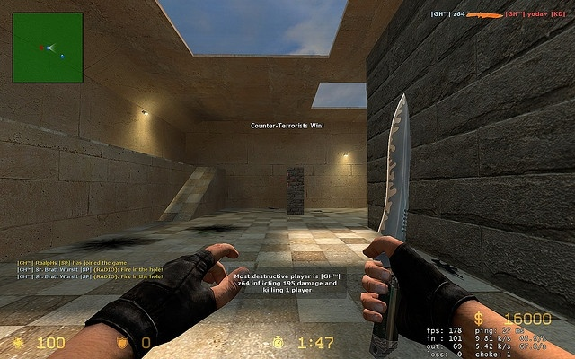 Counter Strike: Фото