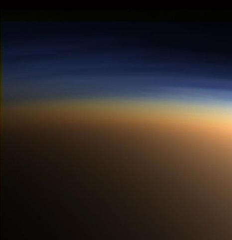 Титан, Сатурн, Кассини: Фото