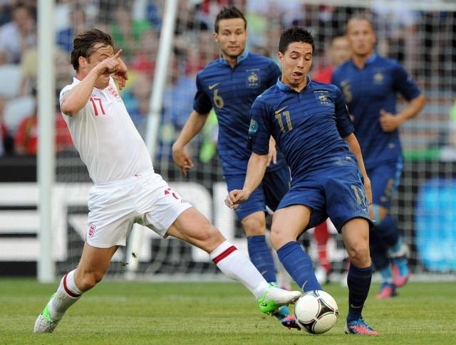 Евро 2012: Англия:Франция (1:1): Фото