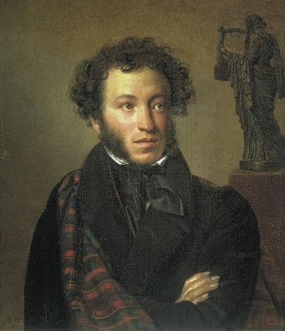 Александр Пушкин: Фото