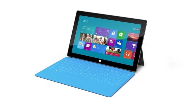 Планшет Microsoft Surface (фото): Фото