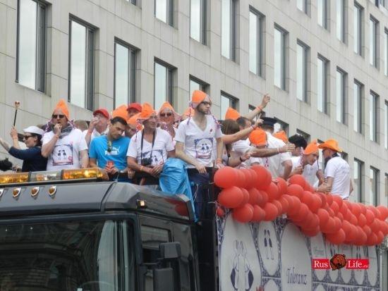 Гей парад Берлин 2012: Фото
