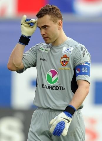 Футболисты сборной России на Евро-2012: Фото