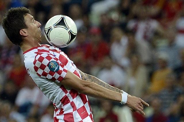 Испания - Хорватия на Евро 2012 (фото ИТАР-ТАСС): Фото