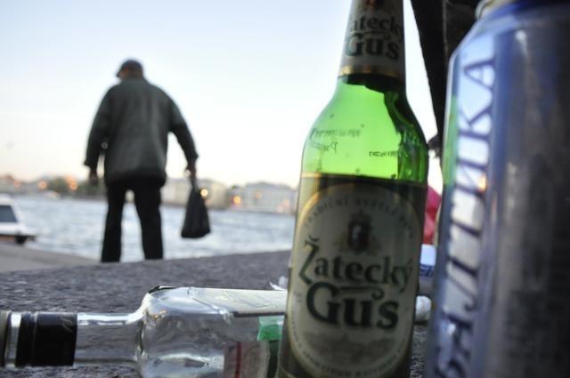 Алые паруса, алкоголь: Фото