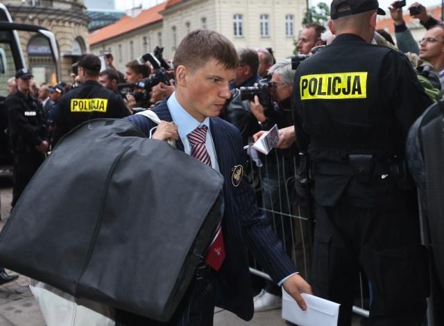 Сборная России по футболу на Евро 2012: Фото