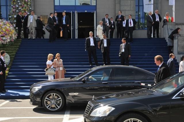 Петербургский Международный Экономический Форум: Фото