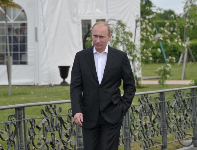 Саммит Россия - ЕС в Стрельне: Фото