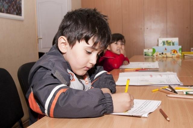 Дети-мигранты: Фото