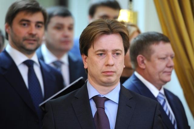 Депутат Госдумы Владимир Бурматов: Фото