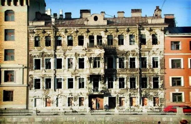 Что снесено в Петербурге при Георгии Полтавченко (фото)