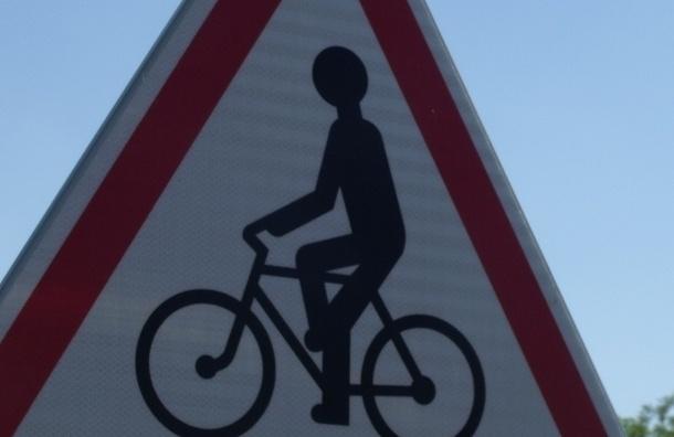 В Петербурге запретили заезд роллеров и велосипедистов