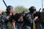 В Петербурге полицейским придется разгонять акцию против полицейского беспредела