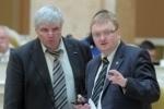 Закон о выборах губернатора Петербурга принят во втором чтении: оппозицию полностью «отшили»