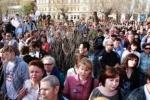 Новый закон о митингах вступит в силу 9 июня