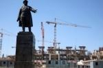 Строители стадиона на Крестовском пока не получили ни денег, ни проекта