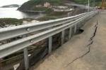За обрушение дороги во Владивостоке полетели головы чиновников