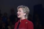 В Петербург пожаловала Хиллари Клинтон