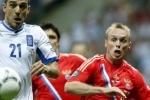 Россия проиграла Греции и вылетела с Евро-2012