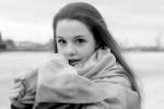 В Петербурге похоронили выпускницу, сбитую иномаркой на Васильевском острове