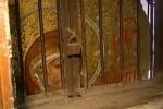 Икону, найденную на Невском проспекте, в советское время демонтировали из-за фашистов