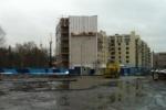 В Петербурге Орловскую улицу затопило что-то из канализации