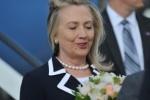 Клинтон и Лавров в Петербурге беседуют о Сирии
