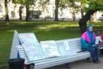 Лагерь оппозиции в Петербурге сдал позиции перед дождем