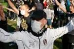 После митинга оппозиции напали на активистов ЛГБТ