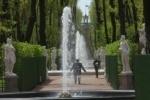 Летний сад закрыли из-за шторма: могут упасть деревья