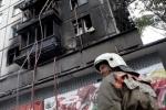 В Петербурге погибли шесть человек из-за пожара