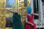 На открытии Московского кинофестиваля замечена женщина в маске Pussy Riot