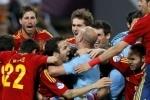 Испания – Португалия: полуфинал Евро 2012 завершила серия пенальти (фото и видео)