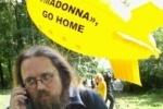 Предложение заминировать концерт Мадонны в Петербурге сошло протодиакону Кураеву с рук