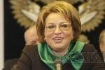 Матвиенко считает закон о списке Магнитского «дикостью»