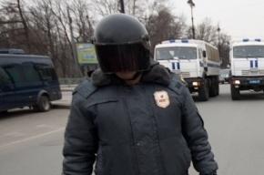 Митинг против полицейского произвола пройдет в Петербурге