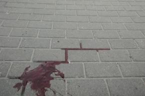 Роскошная иномарка раздавила двух выпускниц на Васильевском острове